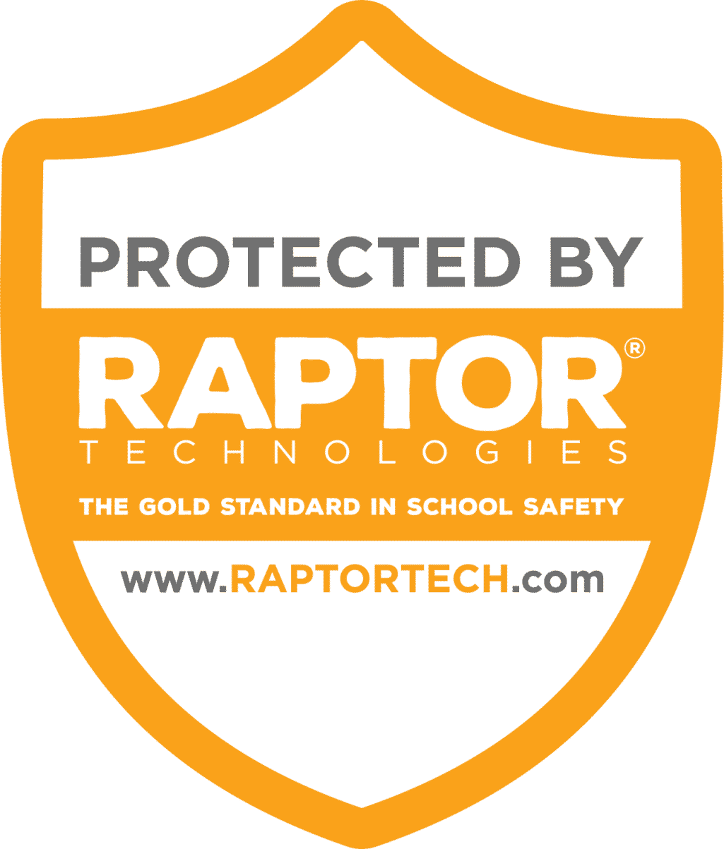 Protected by Raptor Technologies